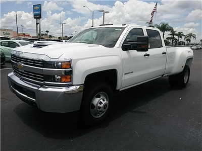 2018 Silverado 3500 Crew Cab 4x4,  Pickup #N8794 - photo 1
