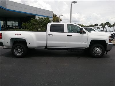 2018 Silverado 3500 Crew Cab 4x4,  Pickup #N8794 - photo 8