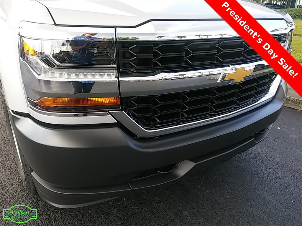 2018 Silverado 1500 Double Cab 4x4,  Pickup #N8810 - photo 9