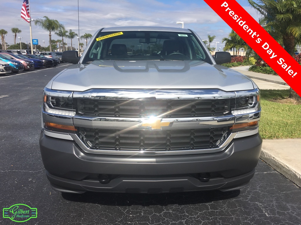 2018 Silverado 1500 Double Cab 4x4,  Pickup #N8810 - photo 3