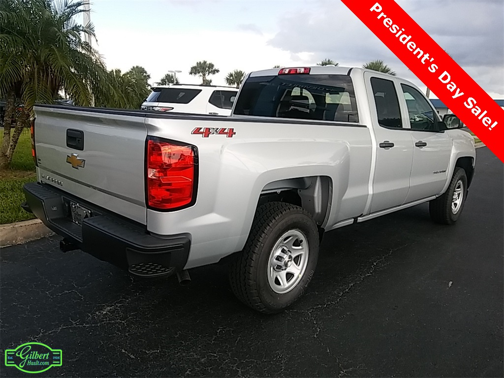 2018 Silverado 1500 Double Cab 4x4,  Pickup #N8810 - photo 2