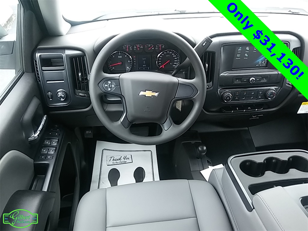 2018 Silverado 1500 Double Cab 4x4,  Pickup #N8815 - photo 30
