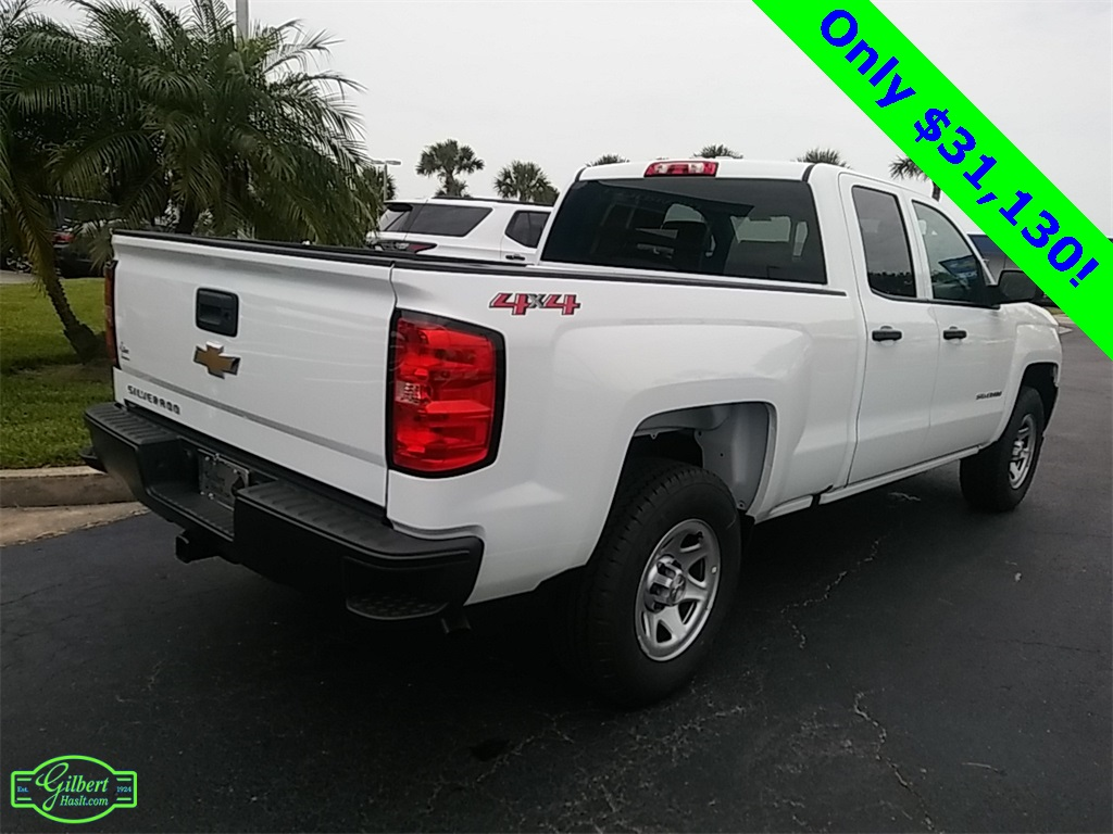 2018 Silverado 1500 Double Cab 4x4,  Pickup #N8815 - photo 2