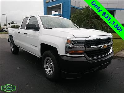 2018 Silverado 1500 Double Cab 4x4,  Pickup #N8815 - photo 1