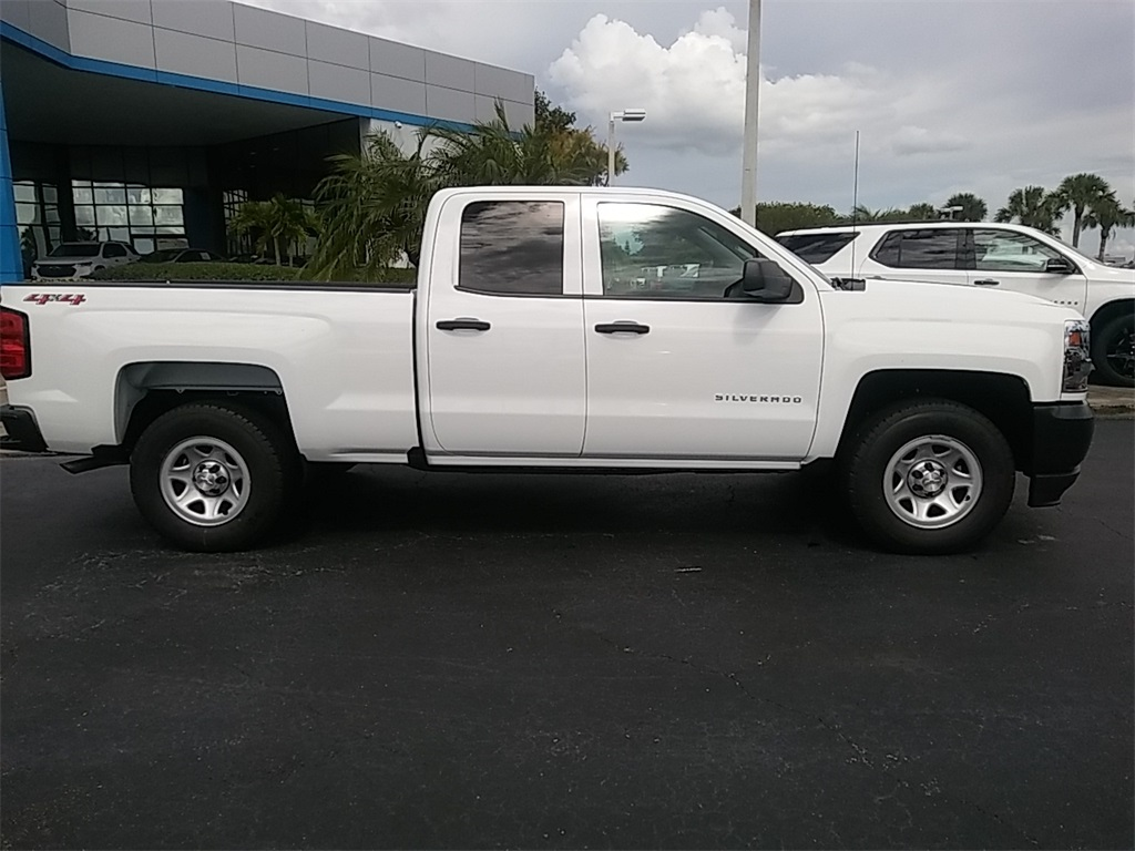 2018 Silverado 1500 Double Cab 4x4,  Pickup #N8816 - photo 8