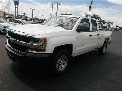 2018 Silverado 1500 Double Cab 4x4,  Pickup #N8816 - photo 4