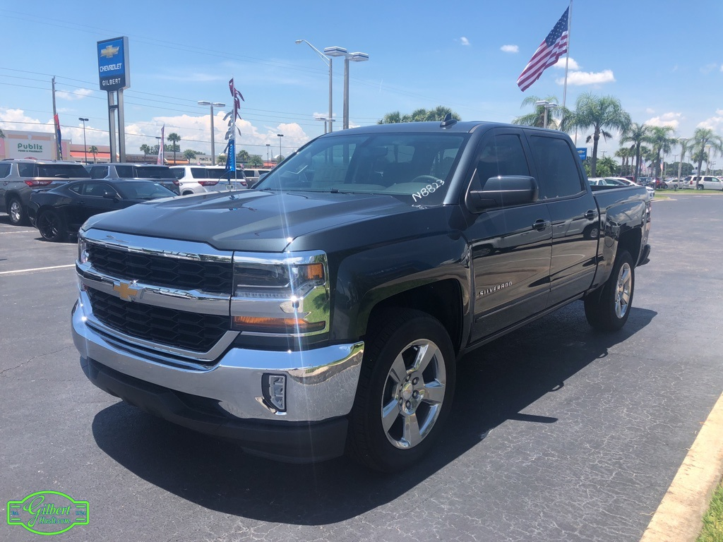 2018 Silverado 1500 Crew Cab 4x2,  Pickup #N8823 - photo 4