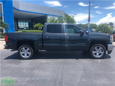 2018 Silverado 1500 Crew Cab 4x2,  Pickup #N8823 - photo 8
