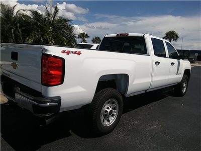 2018 Silverado 3500 Crew Cab 4x4,  Pickup #N8847 - photo 2