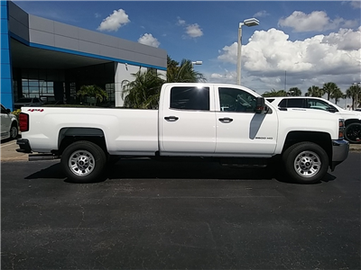 2018 Silverado 3500 Crew Cab 4x4,  Pickup #N8847 - photo 8