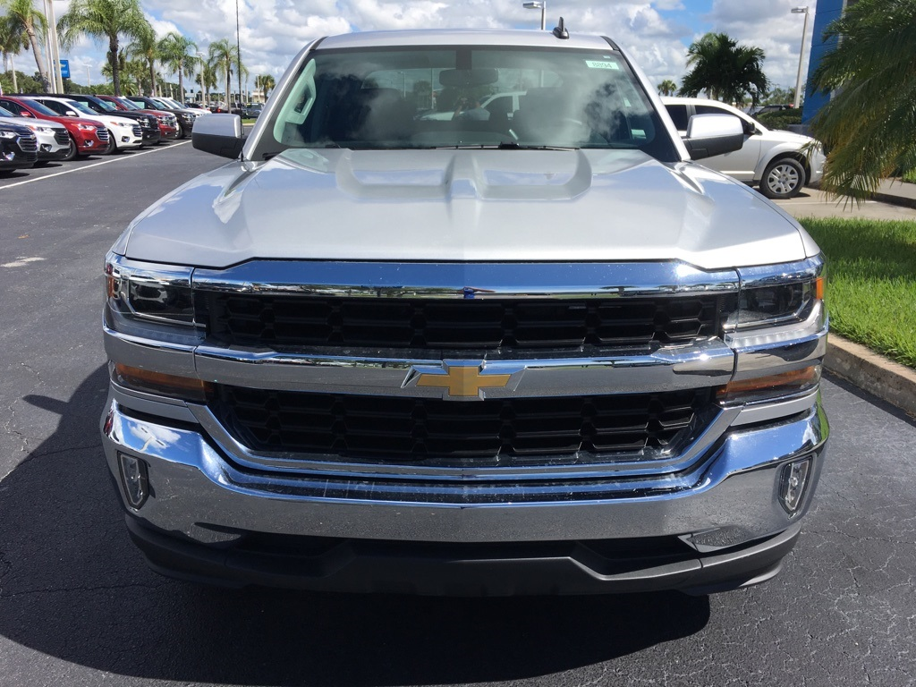 2018 Silverado 1500 Crew Cab 4x2,  Pickup #N8894 - photo 3