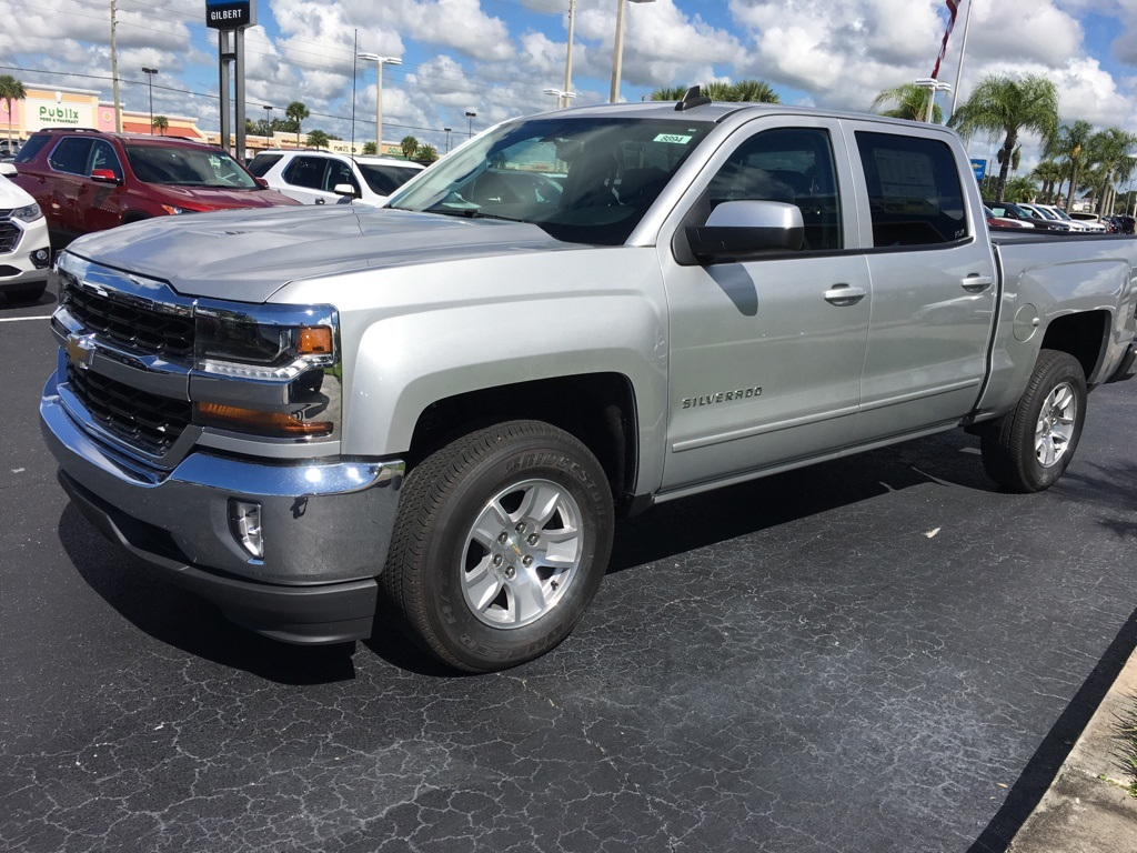 2018 Silverado 1500 Crew Cab 4x2,  Pickup #N8894 - photo 4