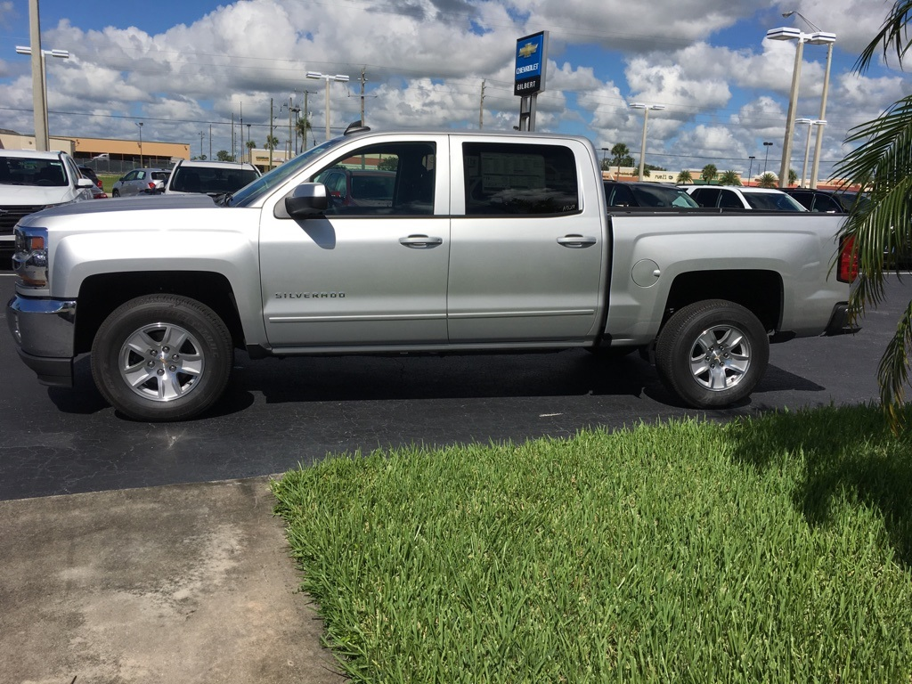 2018 Silverado 1500 Crew Cab 4x2,  Pickup #N8894 - photo 5