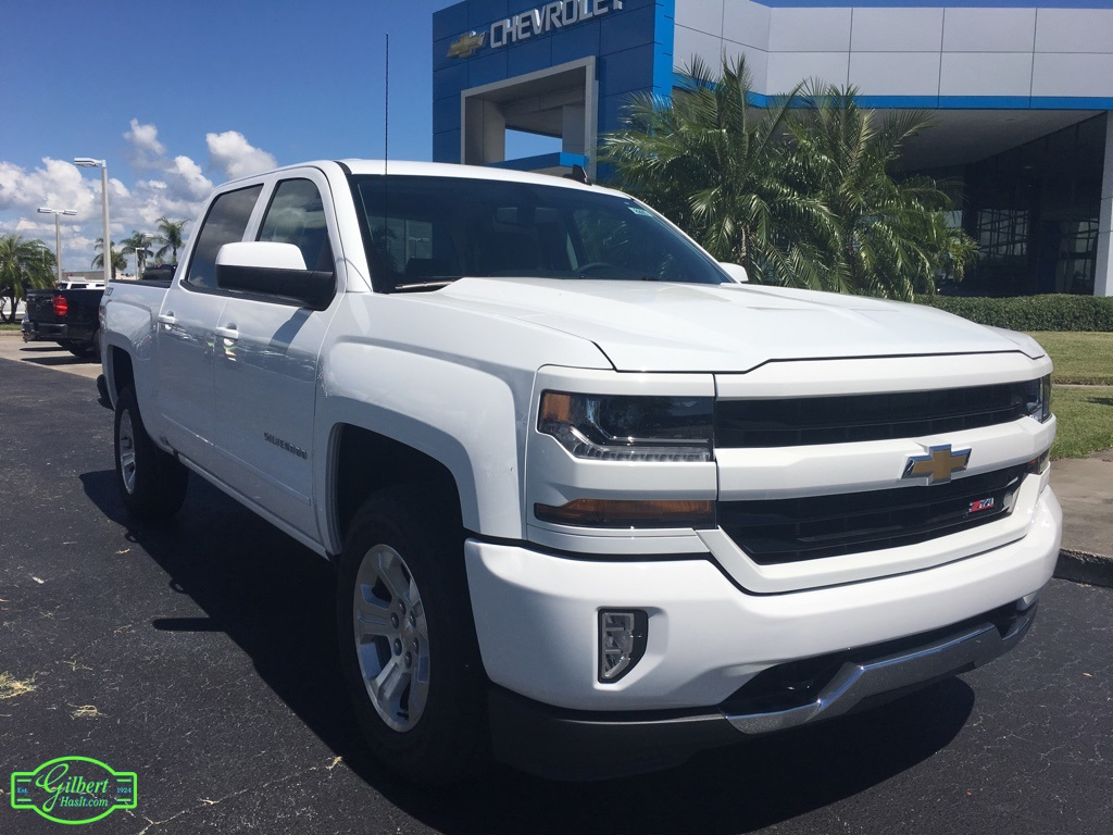 2018 Silverado 1500 Crew Cab 4x4,  Pickup #N8905 - photo 1