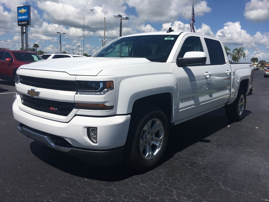 2018 Silverado 1500 Crew Cab 4x4,  Pickup #N8905 - photo 4