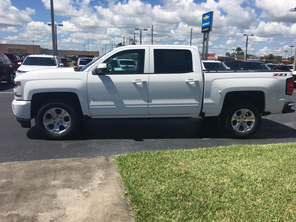 2018 Silverado 1500 Crew Cab 4x4,  Pickup #N8905 - photo 5