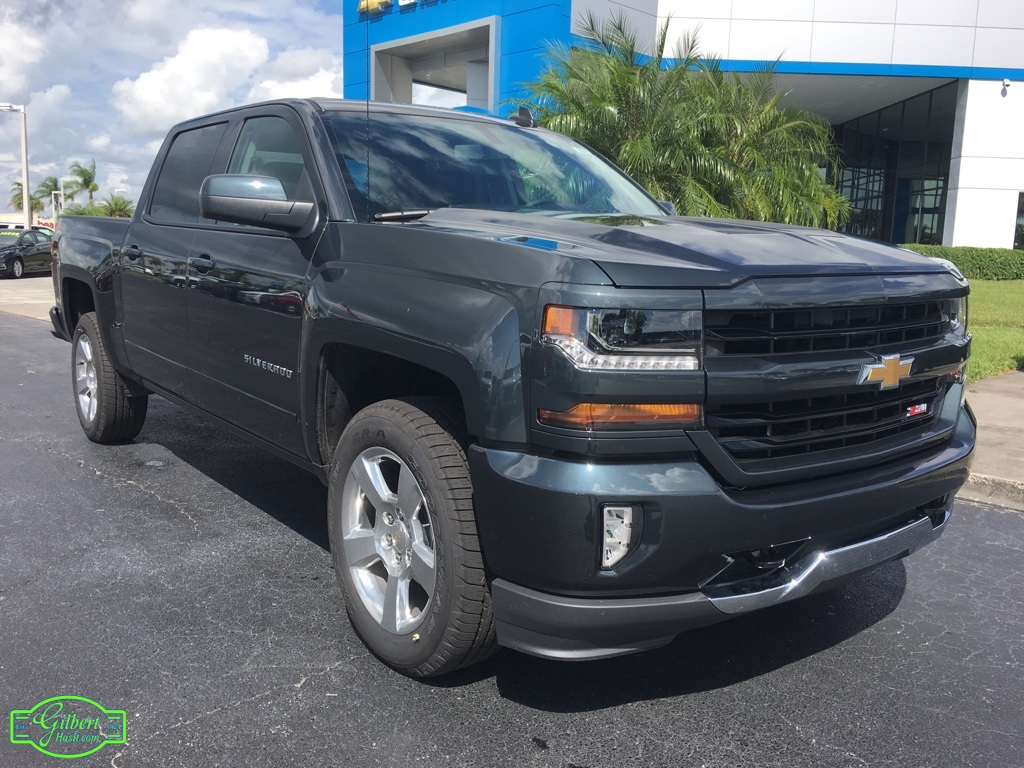 2018 Silverado 1500 Crew Cab 4x4,  Pickup #N8915 - photo 1