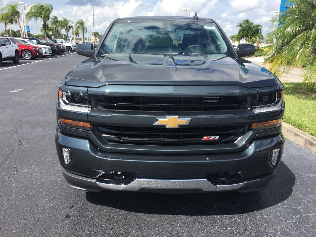 2018 Silverado 1500 Crew Cab 4x4,  Pickup #N8915 - photo 3