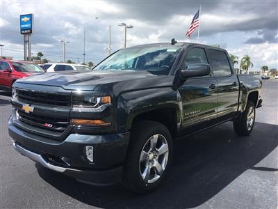 2018 Silverado 1500 Crew Cab 4x4,  Pickup #N8915 - photo 4