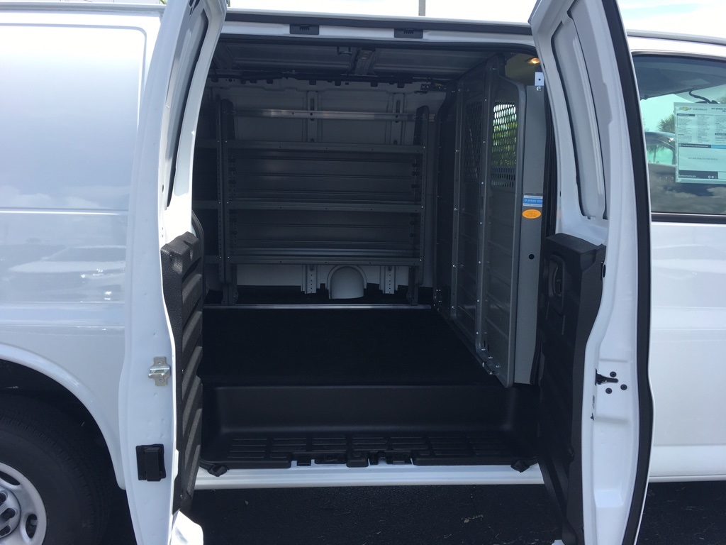 2018 Express 2500 4x2,  Adrian Steel General Service Upfitted Cargo Van #N8924 - photo 26