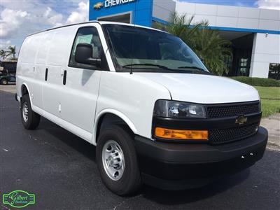 2018 Express 2500 4x2,  Empty Cargo Van #N8927 - photo 1