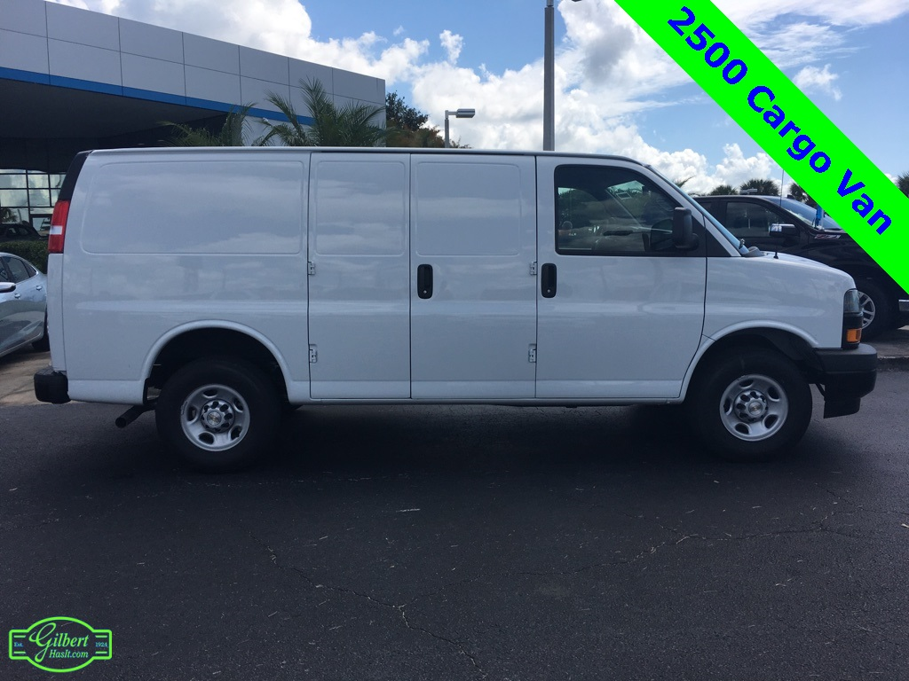 2018 Express 2500 4x2,  Adrian Steel Upfitted Cargo Van #N8936 - photo 9