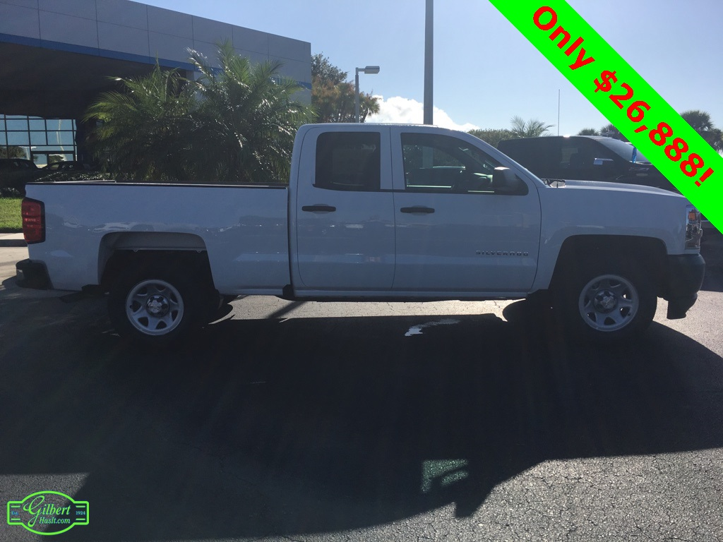 2018 Silverado 1500 Double Cab 4x2,  Pickup #N8947 - photo 8