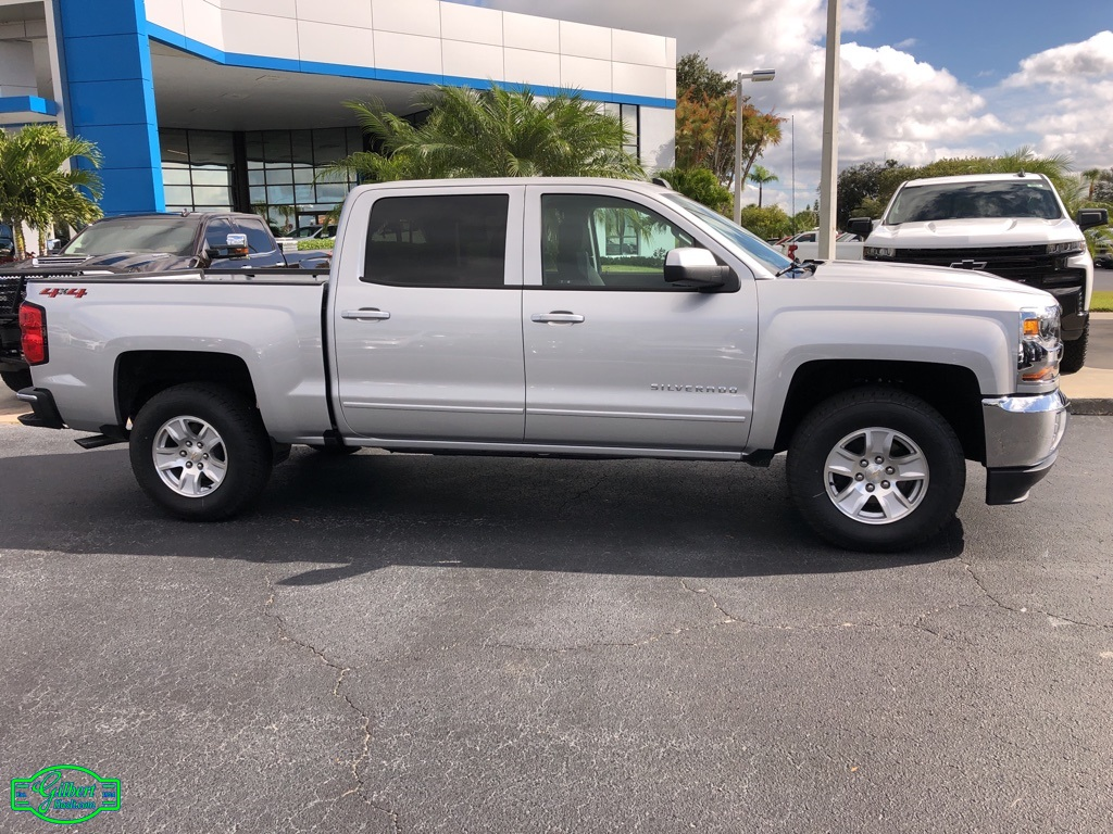 2018 Silverado 1500 Crew Cab 4x4,  Pickup #N8979 - photo 4