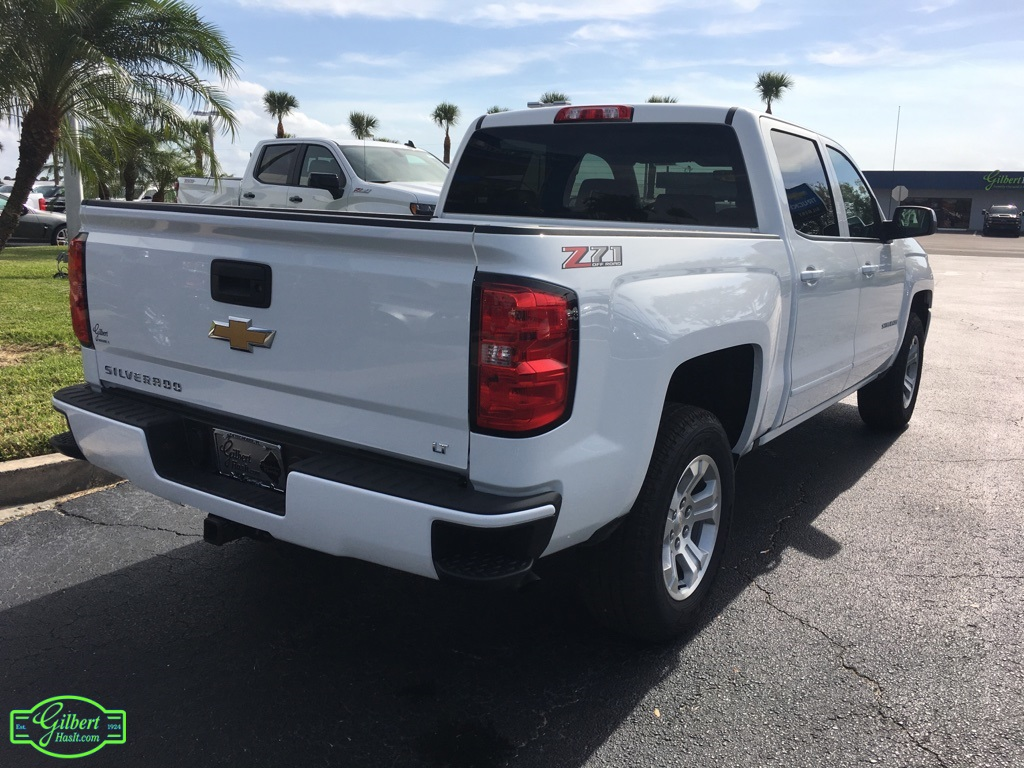 2018 Silverado 1500 Crew Cab 4x4,  Pickup #N8982 - photo 11