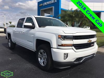 2018 Silverado 1500 Crew Cab 4x4,  Pickup #N8982 - photo 1