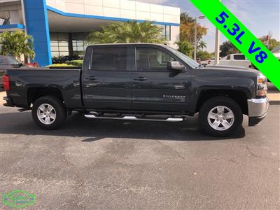 2018 Silverado 1500 Crew Cab 4x2,  Pickup #N8992 - photo 4