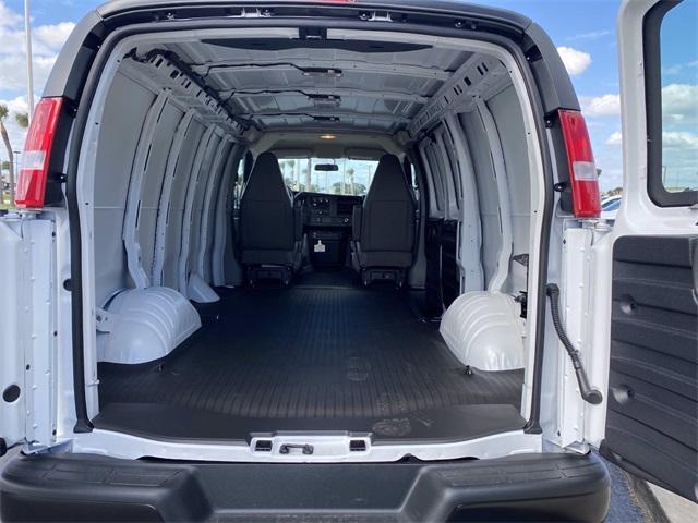 2020 Chevrolet Express 2500 4x2, Empty Cargo Van #NC0773 - photo 1