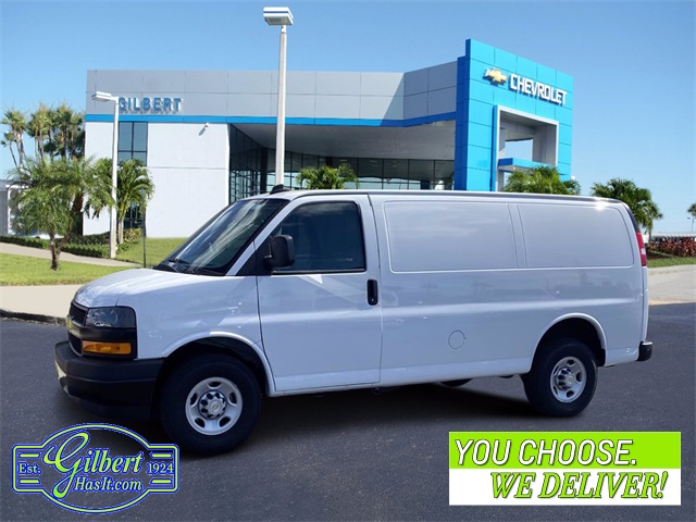 2021 Chevrolet Express 2500 4x2, Empty Cargo Van #NC1283 - photo 1
