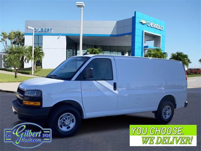 2021 Chevrolet Express 2500 4x2, Upfitted Cargo Van #NC1284 - photo 1
