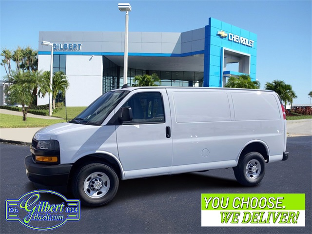 2021 Chevrolet Express 2500 4x2, Empty Cargo Van #NC1285 - photo 1