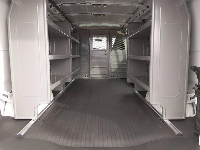 2021 Chevrolet Express 2500 4x2, Adrian Steel Upfitted Cargo Van #NC1326F - photo 1