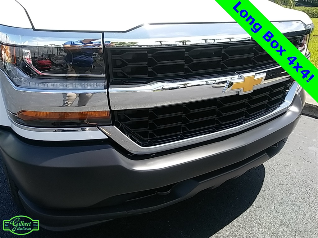 2018 Silverado 1500 Regular Cab 4x4, Pickup #NC8700 - photo 9