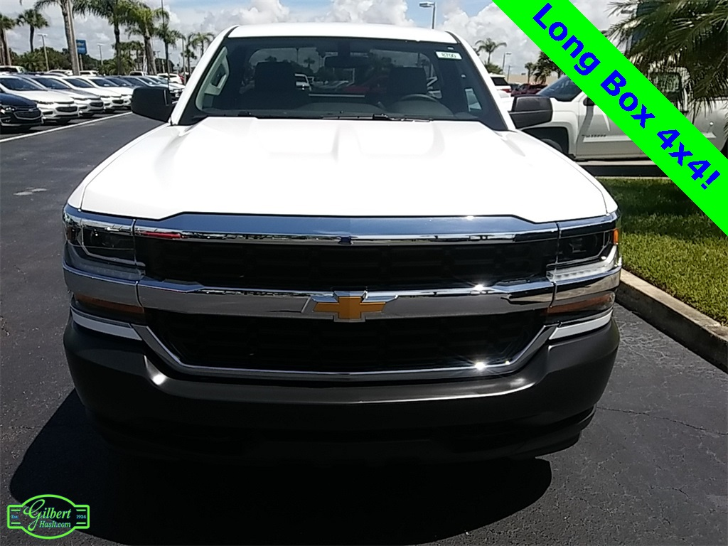 2018 Silverado 1500 Regular Cab 4x4, Pickup #NC8700 - photo 3