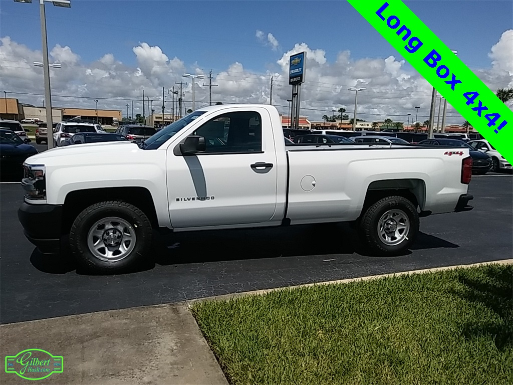 2018 Silverado 1500 Regular Cab 4x4, Pickup #NC8700 - photo 5
