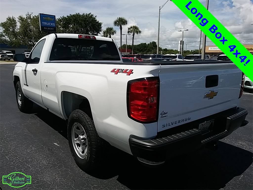 2018 Silverado 1500 Regular Cab 4x4, Pickup #NC8700 - photo 6