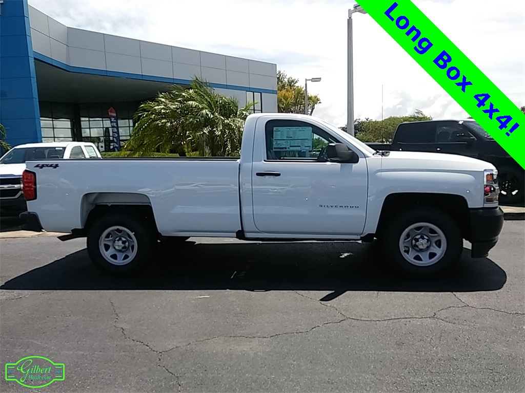 2018 Silverado 1500 Regular Cab 4x4, Pickup #NC8700 - photo 8