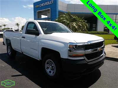2018 Silverado 1500 Regular Cab 4x4, Pickup #NC8700 - photo 1