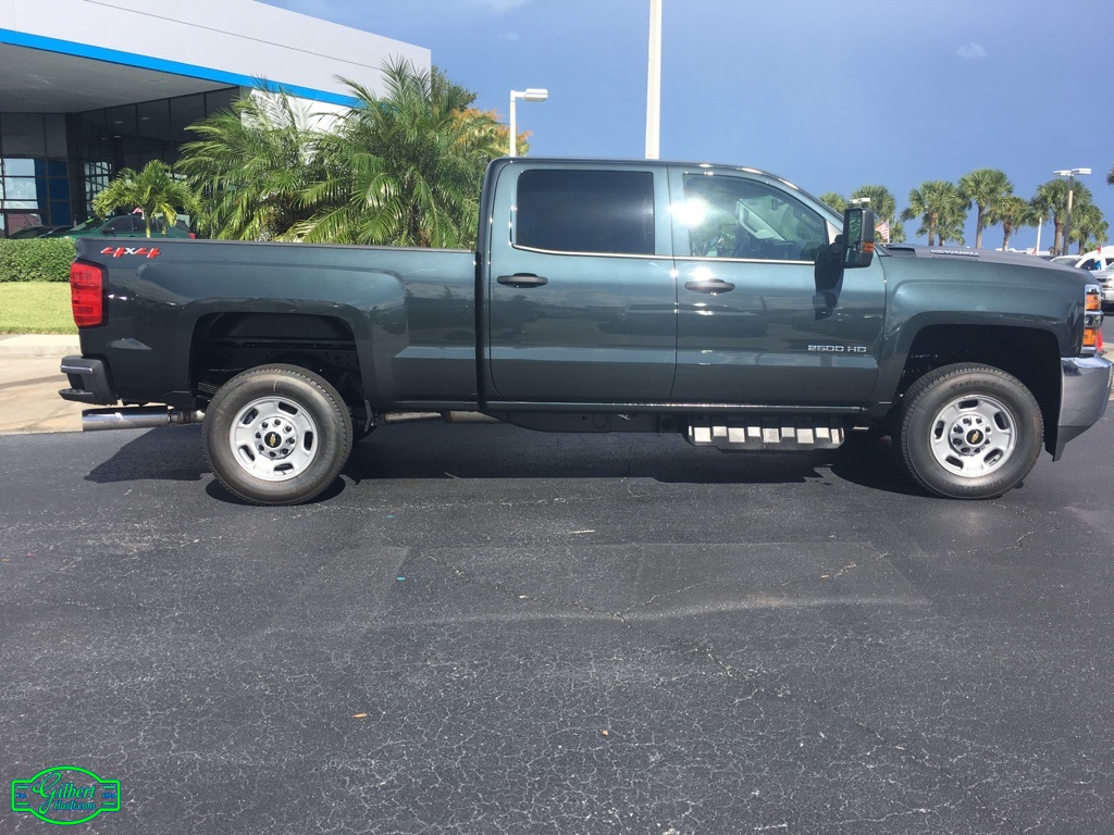 2019 Silverado 2500 Crew Cab 4x4,  Pickup #NC9028 - photo 11