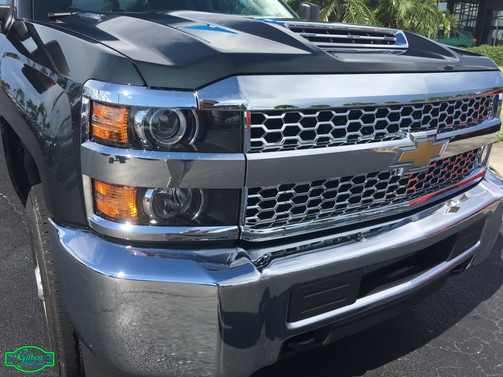 2019 Silverado 2500 Crew Cab 4x4,  Pickup #NC9028 - photo 12