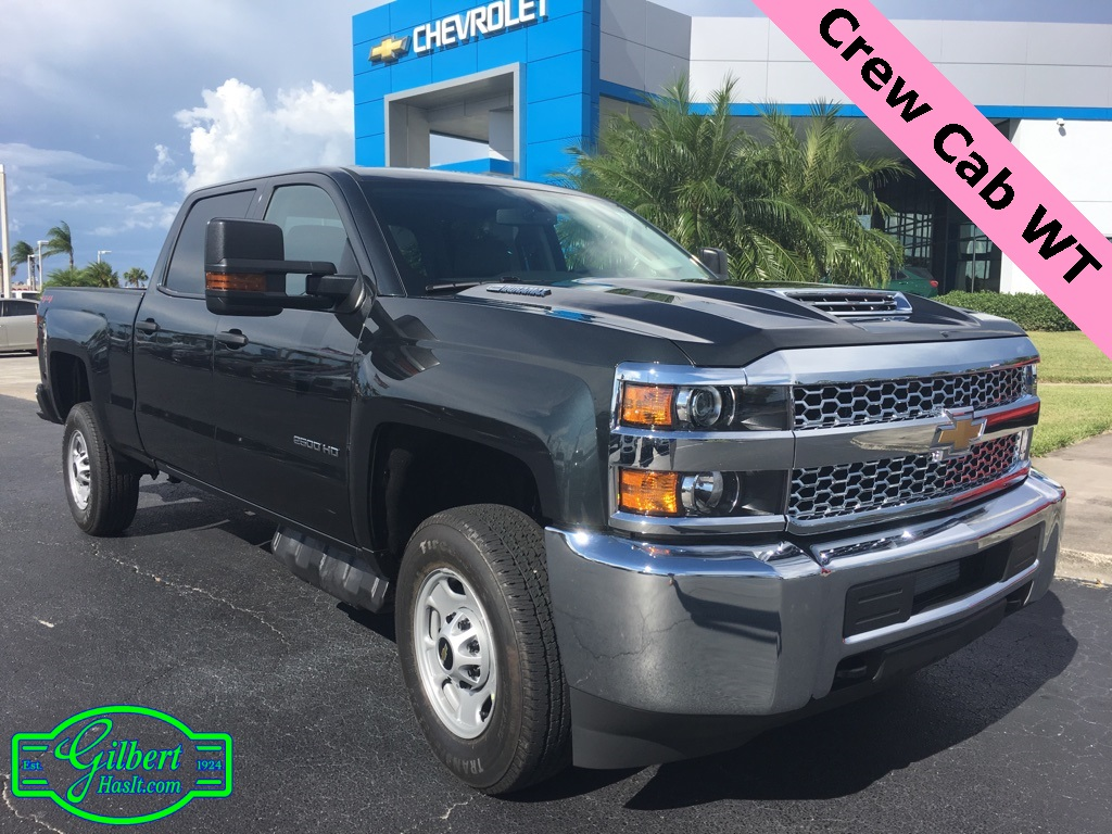 2019 Silverado 2500 Crew Cab 4x4,  Pickup #NC9028 - photo 1