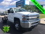 2019 Silverado 3500 Regular Cab DRW 4x4,  Cab Chassis #NC9055 - photo 1