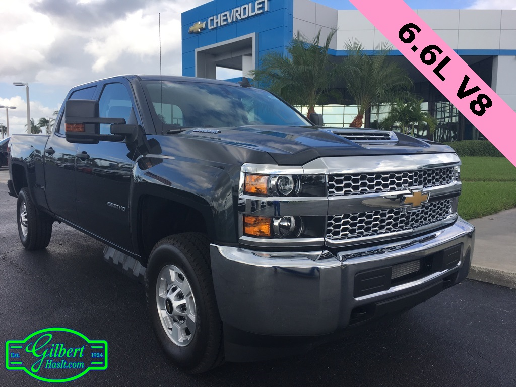 2019 Silverado 2500 Crew Cab 4x4,  Pickup #NC9061 - photo 1
