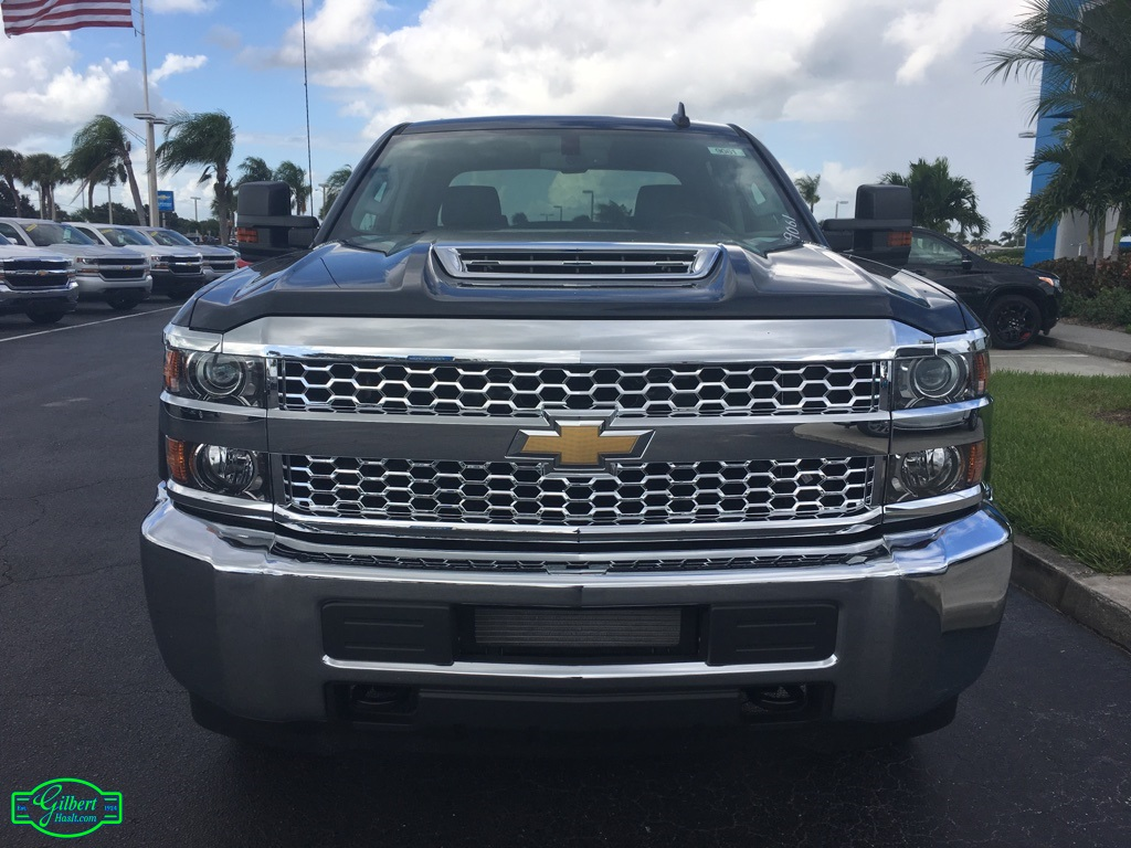 2019 Silverado 2500 Crew Cab 4x4,  Pickup #NC9061 - photo 4