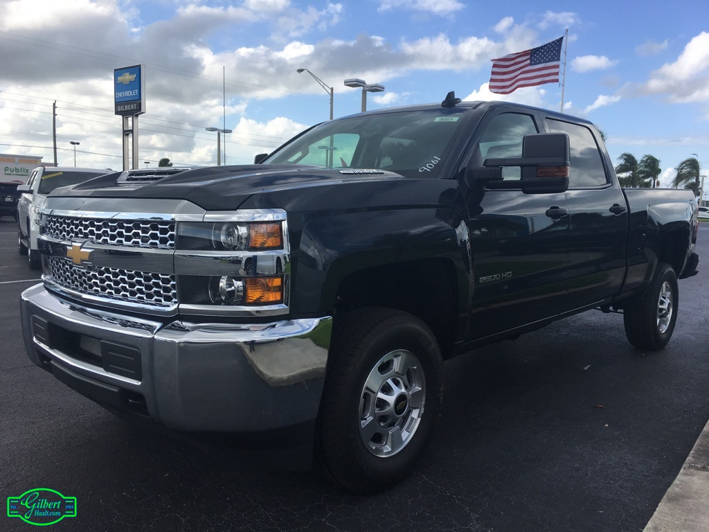 2019 Silverado 2500 Crew Cab 4x4,  Pickup #NC9061 - photo 6