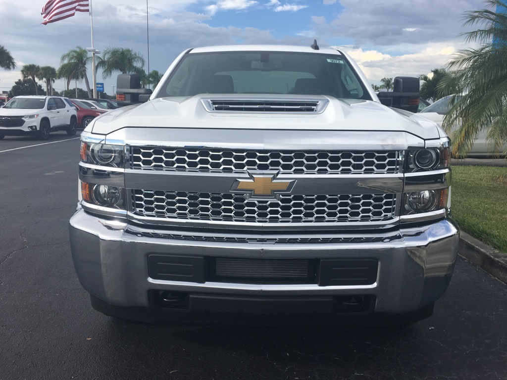2019 Silverado 3500 Crew Cab 4x4,  Pickup #NC9072 - photo 2